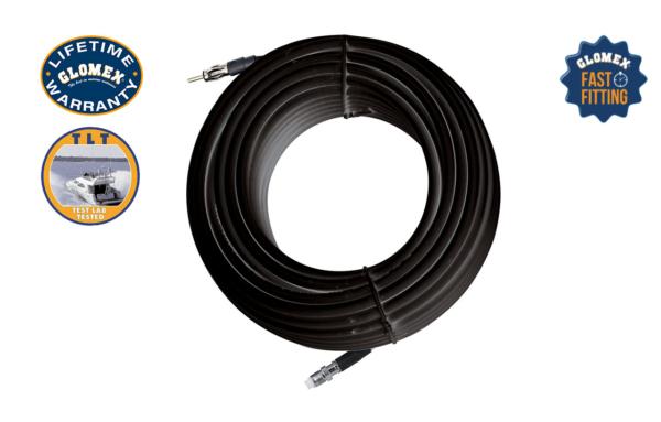 GLOMEASY LINE Accessories - RA360/6 - Glomex Marine Antennas USA