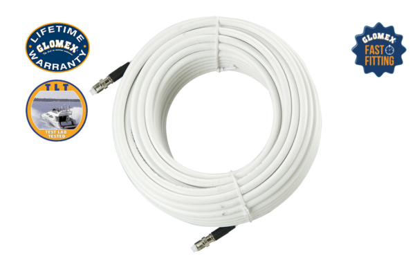 GLOMEASY LINE Accessories - RA350/18FME - Glomex Marine Antennas USA