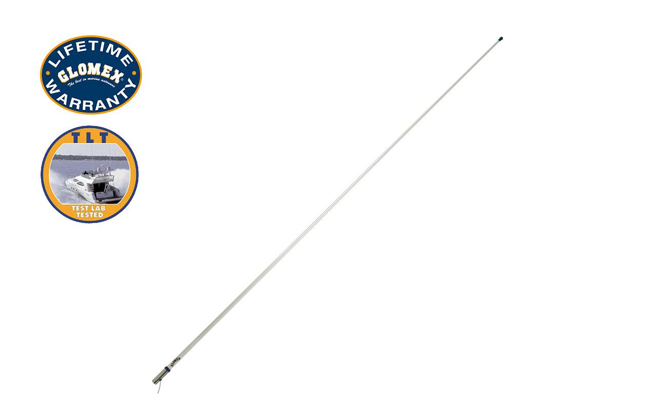 Classic VHF Line - RA1225HP - Glomex Marine Antennas USA