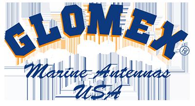 Glomex Marine Antennas USA, Corp Retina Logo