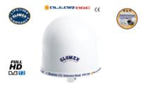Marine TV Antennas Altair AGC V9126AGC - Glomex Marine Antennas USA