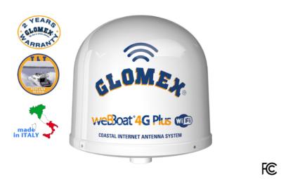 Glomex weBBoat 4G Plus